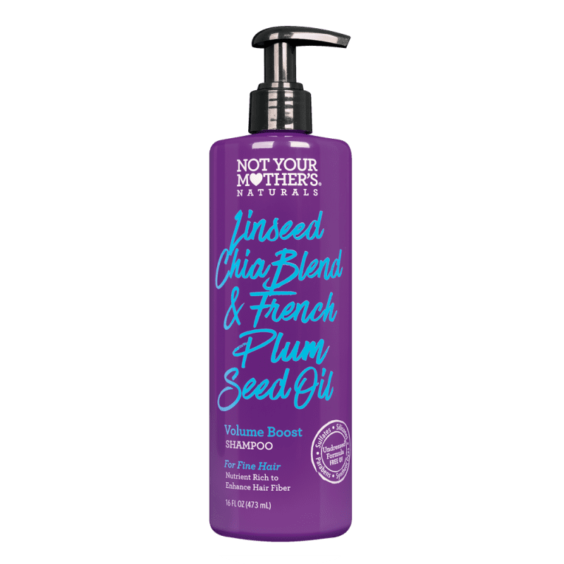 Linseed Chia Blend Amp French Plum Seed Oilvolume Boost