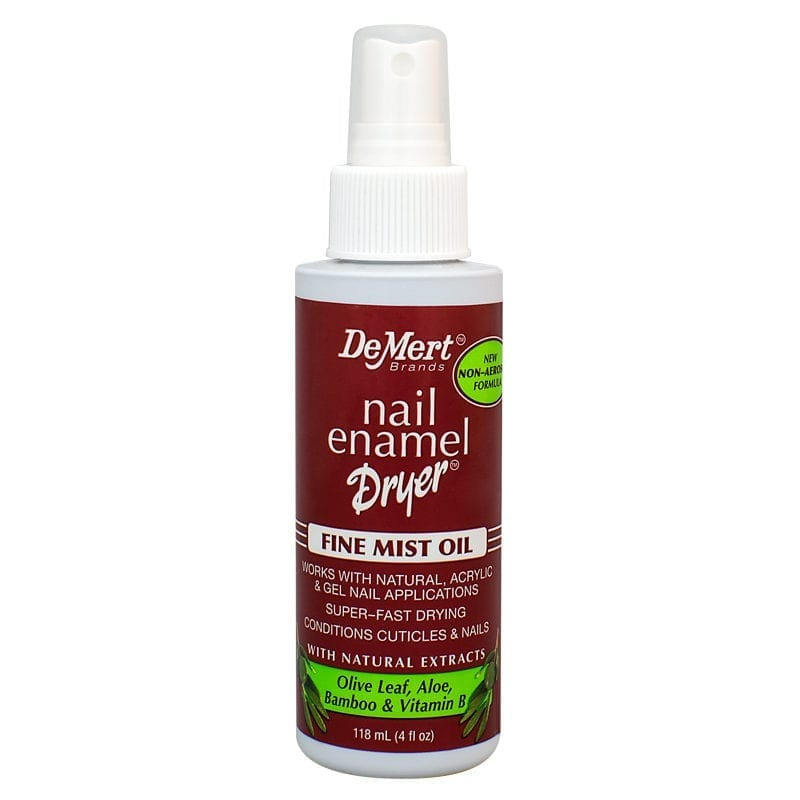 Nail Enamel Dryer Fine Mist Oil