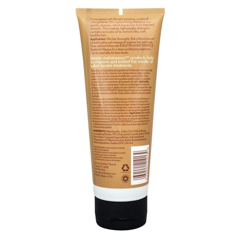 HPP_Keratin_Shmp_8oz_Tube_BACK_R